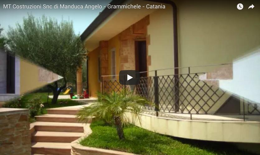Video MT Costruzioni snc di Manduca Angelo & C. Impresa Edile