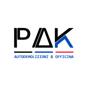 logo Autodemolizioni & Autofficina Pak