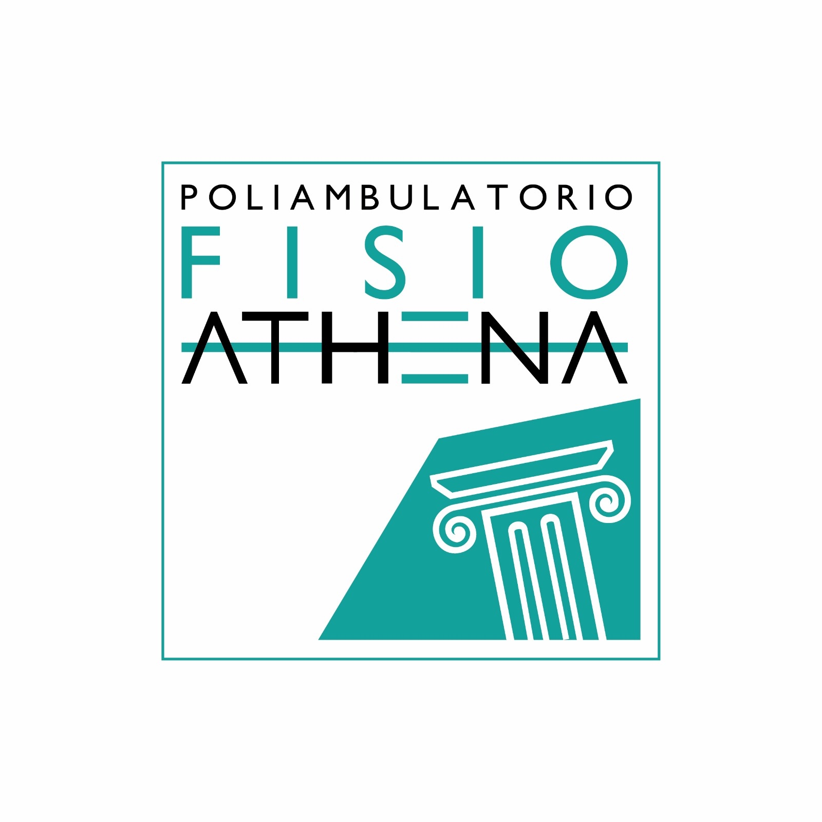 logo Fisioathena S.r.l. di Setti Matteo e Lucio Attardi