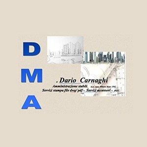 logo STUDIO DMA di Dario Carnaghi