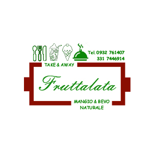 logo Fruttalata Take Away, Food & Drink