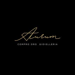 logo Aurum Compro Oro • Gioielleria