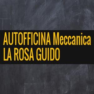 logo Officina Meccanica La Rosa