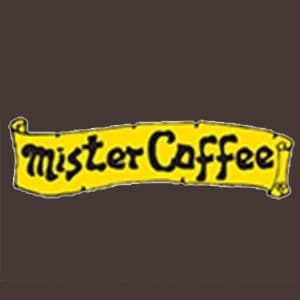 logo Mister Coffee