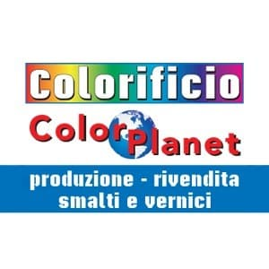 logo Colorificio Color Planet