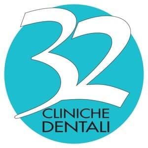 logo 32 Cliniche Dentali