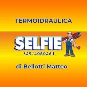 logo Termoidraulica Selfie di Bellotti Matteo