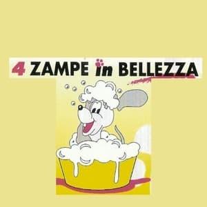 logo Quattro Zampe in Bellezza
