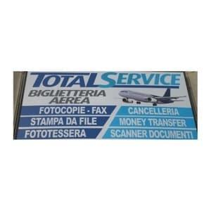 logo Total Service di Diane Serigne Mamadou