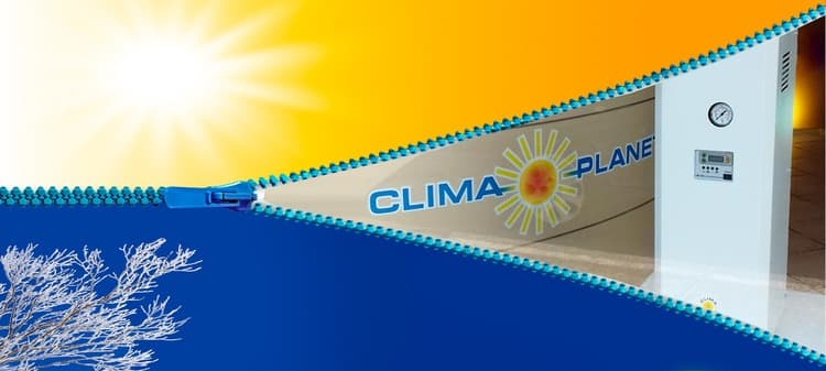 categoria azienda CLIMA PLANET