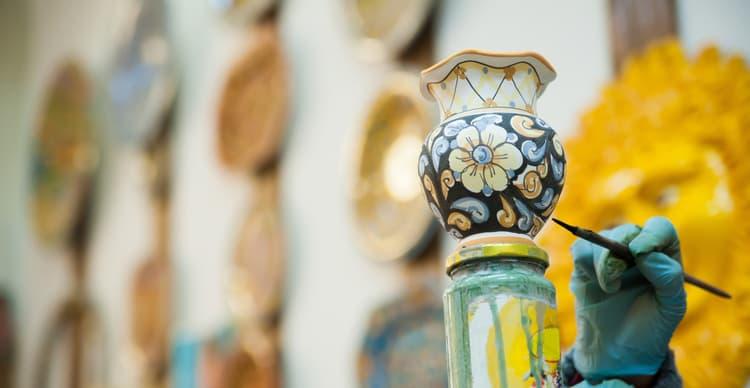 categoria azienda Arabesque Ceramiche