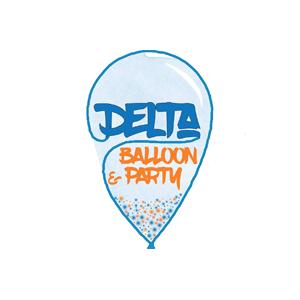 logo Delta Balloon & Party