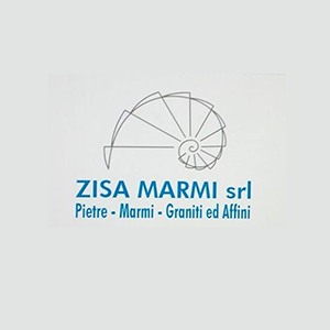 logo ZISA MARMI