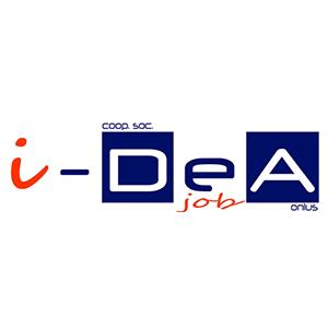 logo Cooperativa Sociale I-dea Job