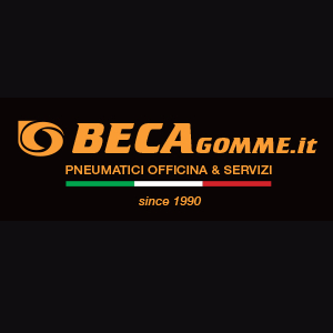 logo BE.CA. Gomme