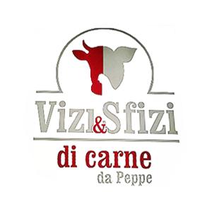 logo Vizi & Sfizi di Carne