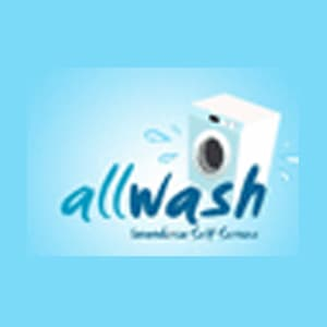 logo AllWash Lavanderia