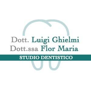logo Studio Dentistico Dott. Luigi Ghielmi Dott.ssa Flor Maria Ghielmi