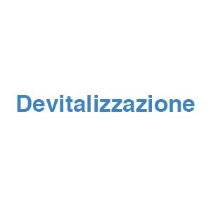 Devitalizzazione