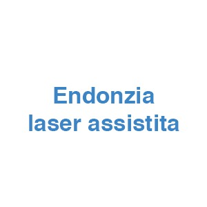 Endonzia laser assistita