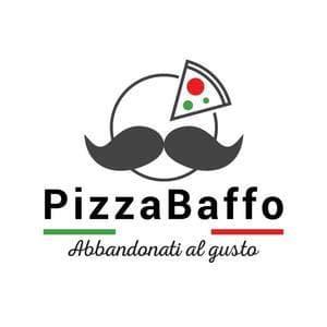 logo Pizza Baffo