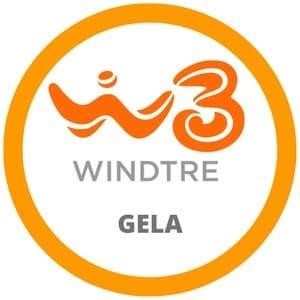 logo WINDTRE GELA