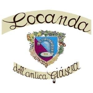 logo Locanda dell'Antica Giasera di Pedrini Eleonora