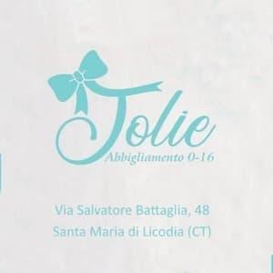 logo Jolie Abbigliamento Bimbi di Baglio Maria Carmela