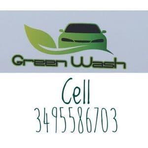 logo Green Wash di Angelo D'Alba