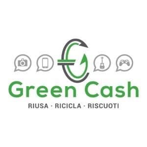 logo Green Cash di Vimercati Massimo e Davide S.n.c.
