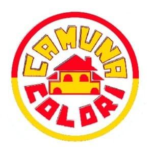 logo Camuna Colori S.a.s. Di Martinelli P. E C.