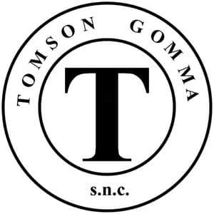 logo Tomson Gomma Di Tomasini Ivano Antonio & C. S.n.c.