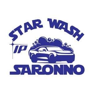 logo Star Wash Saronno di Abdelaziz & C.