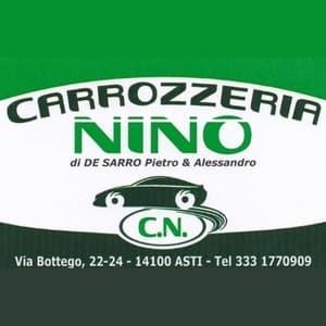 logo Carrozzeria Nino di De Sarro Pietro Angelo & C. Snc