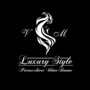 logo V M Luxury Style di Vittorio Mocciaro
