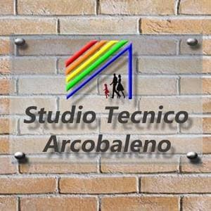 logo Studio Tecnico Arcobaleno di Geom. Mosca Pier Danilo