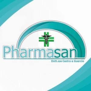 logo Parafarmacia Pharmasan S.n.c. di Castro Maria & Guercio Simone