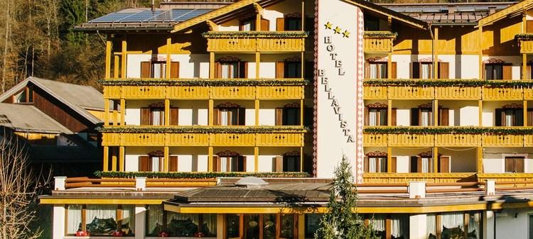 categoria azienda Hotel Bellavista S.n.c.