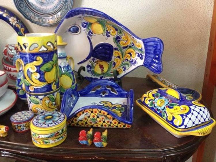 categoria azienda Ligama Enza Marina Ceramiche