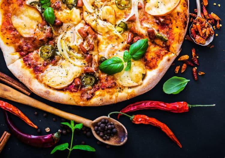 categoria azienda Pizzeria Zeus di Cosentino Vincenzo