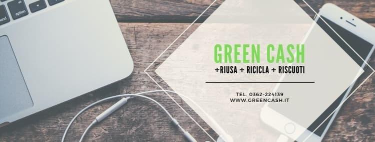 categoria azienda Green Cash di Vimercati Massimo e Davide S.n.c.